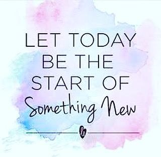 New month. New beginning. New focus. New intentions. New start. New results. 💕