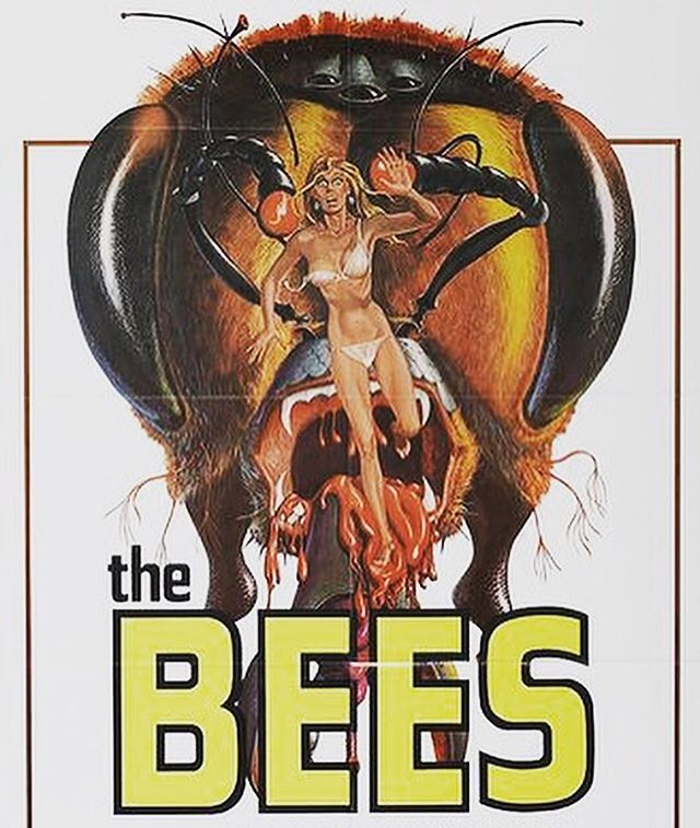 Repost from @beesnyc  Happy Halloween! 🎃Don't forget to join us tomorrow for our last meeting of year as we discuss the good, the bad and the ugly in the past 100 Years of Bees in Advertising. Followed by an international honey tasting. More at www.bees.nyc (link in bio)  #nycbeekeepersassociation #nycbeekeepers #nycevents #bees #advertising #graphicdesign #advertisingdesign @missmollyshoney @andrewshoney