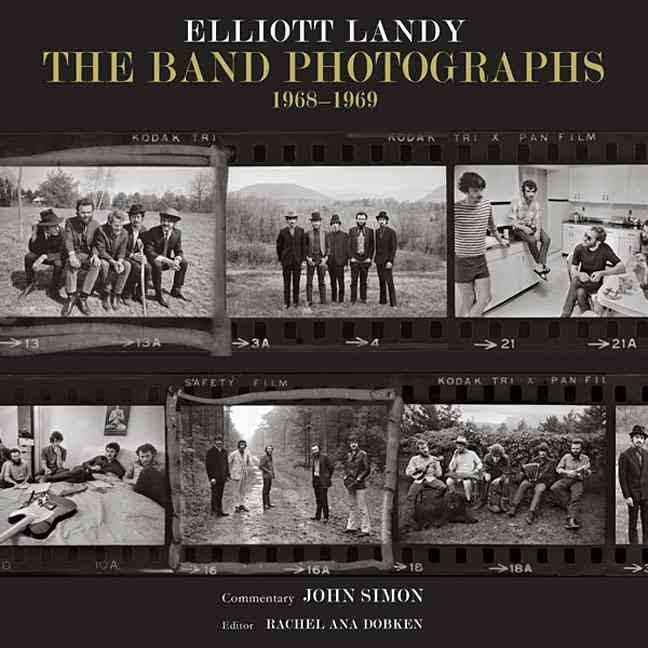 Elliott-Landy-The Band-Photographs