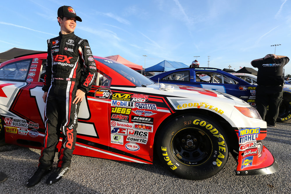 NASCAR K&N EAST SERIES  New Smyrna Speedway 175   Photo Galllery