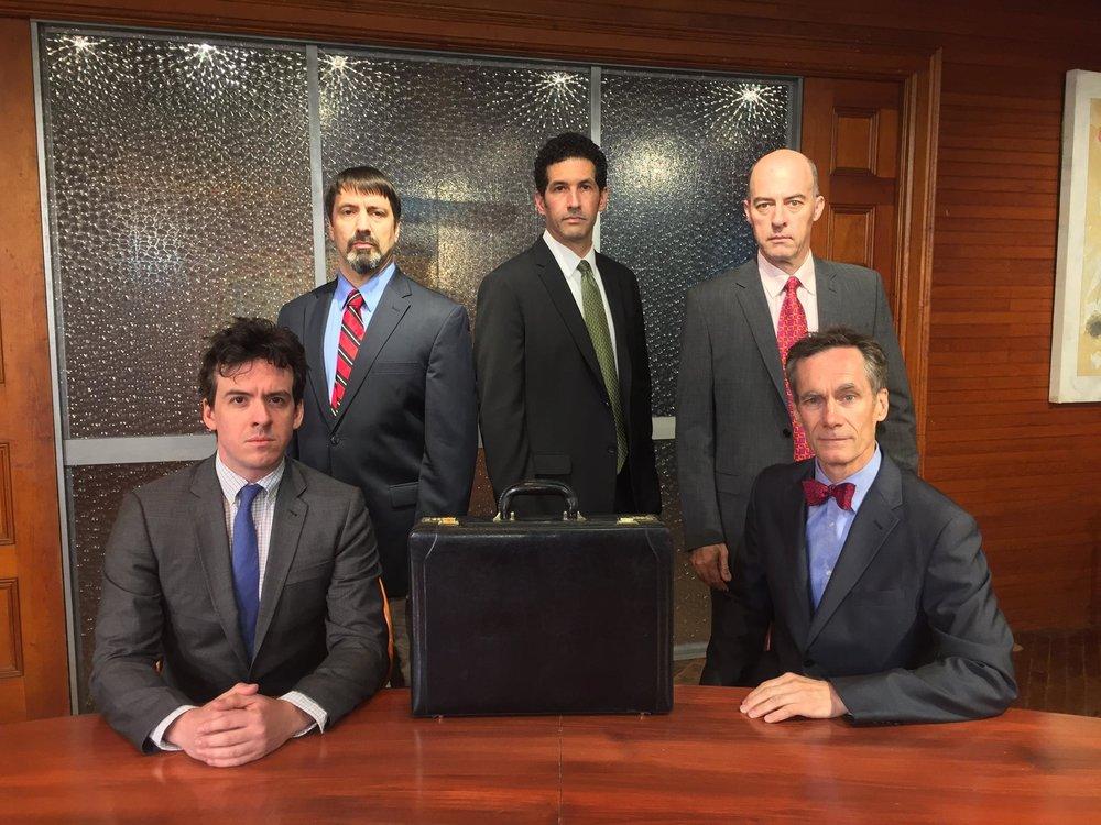 MEN OF TORTUGA, 2016      Craig Wesley Divino,Ken Forman, Benim Foster, Allen McCullough & Curzon Dobell,