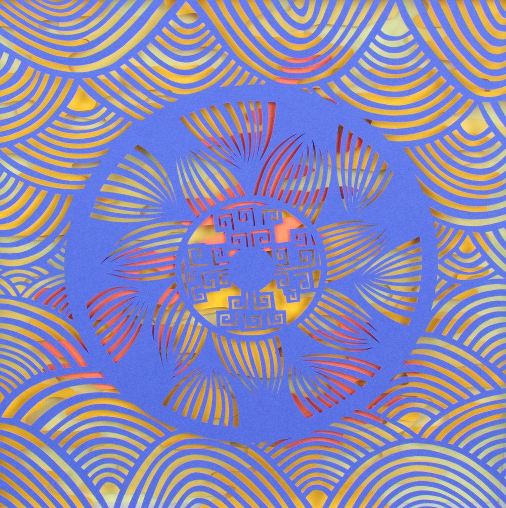 Mayan Sun Asian Waves
