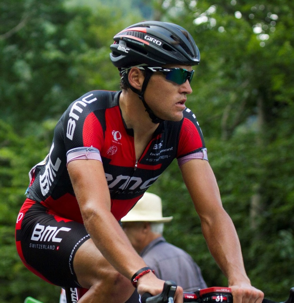 Greg Van Avermaet, the first Belgian winner of the Omloop for three years.  Image credit.