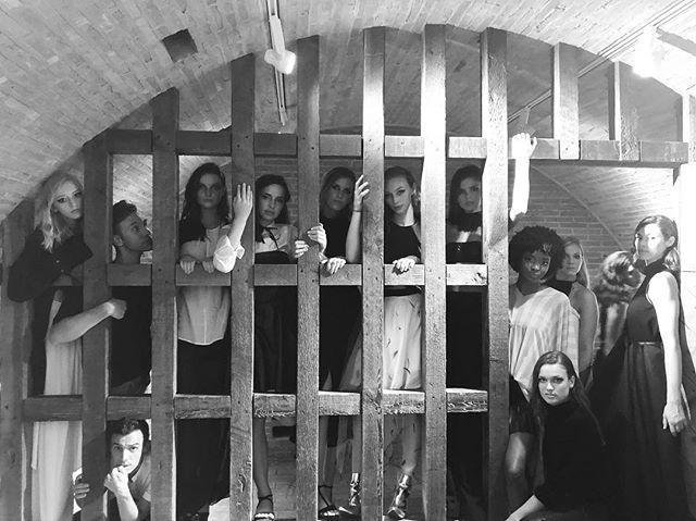 Jailed.