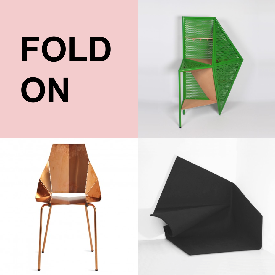 Clockwise From Top Right: Max Lipsey Acciaio Stage 2 Cabinet / Tapisofa By  Olivier Gregoire / BluDot Real Good Chair In Copper