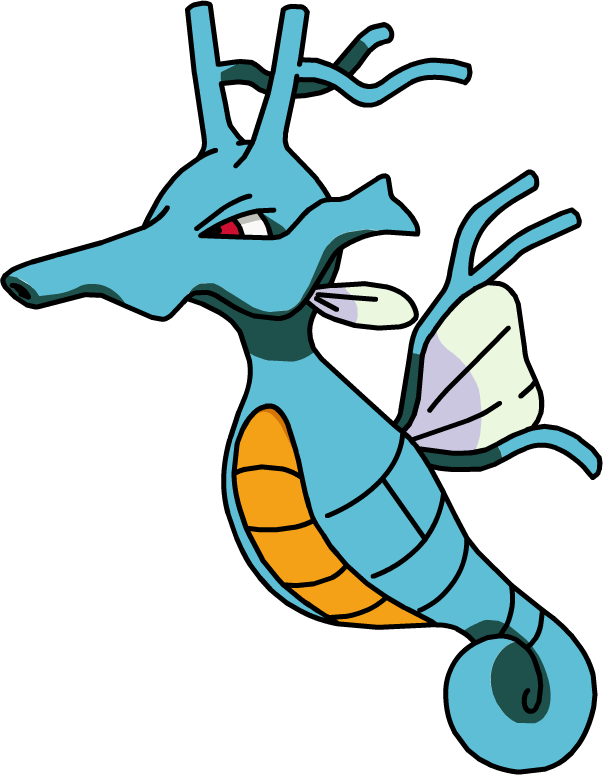Click Kingdra to be taken to the Tall Grass Podcast official page!