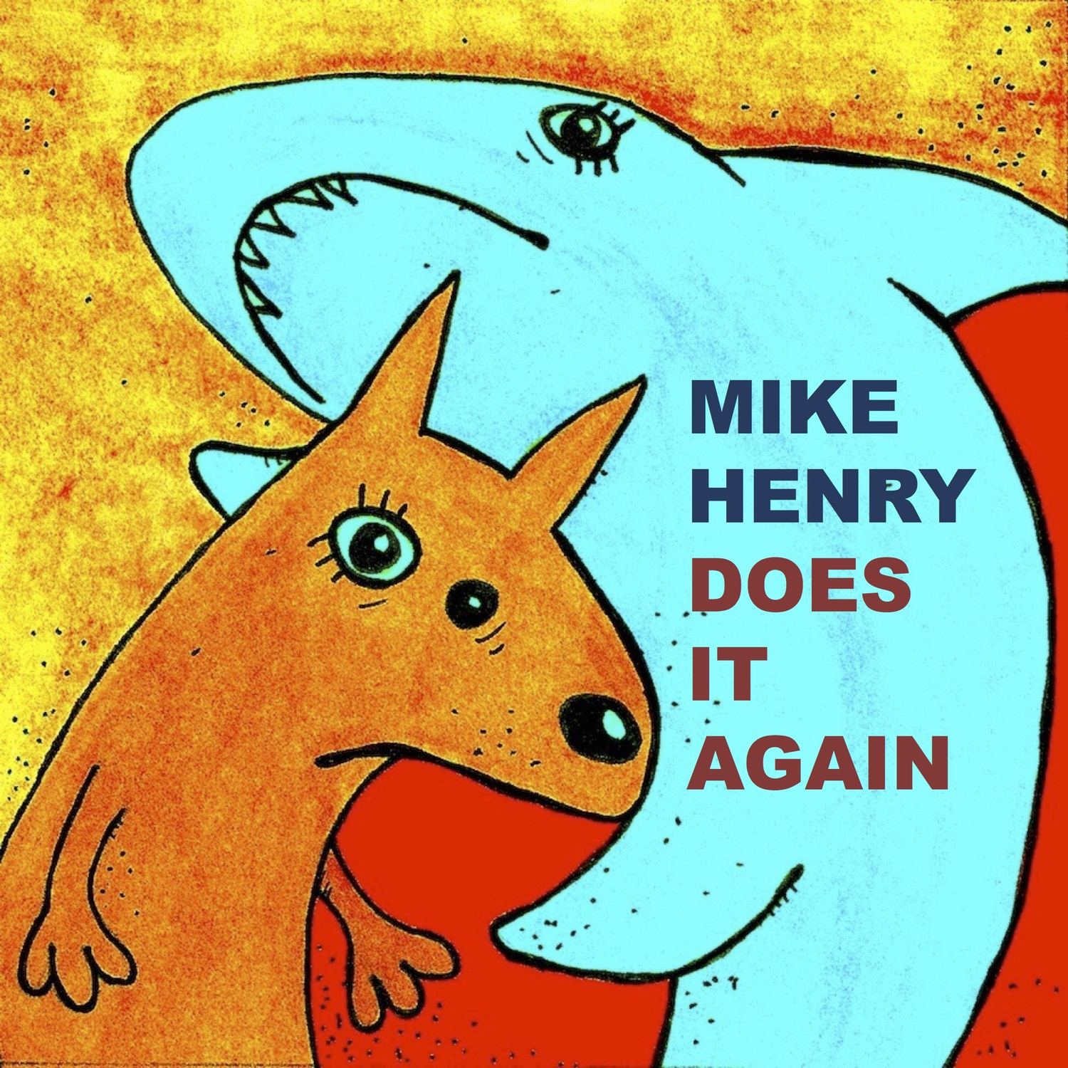 Mike Henry Does It Again