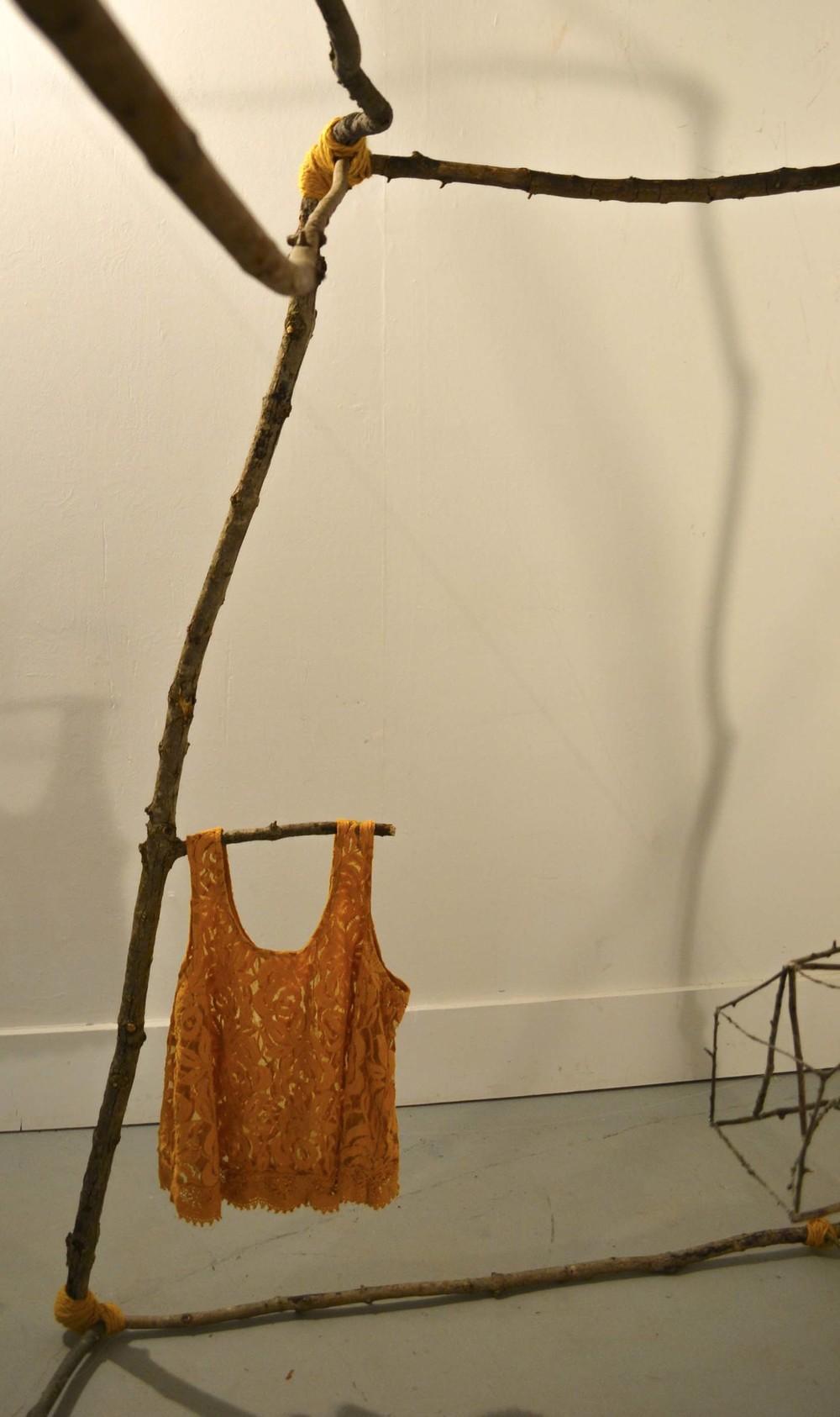 Tree, House (detail)