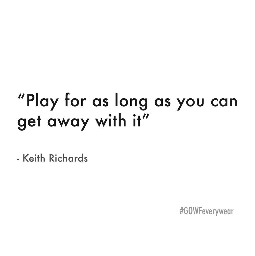 Keith Says play