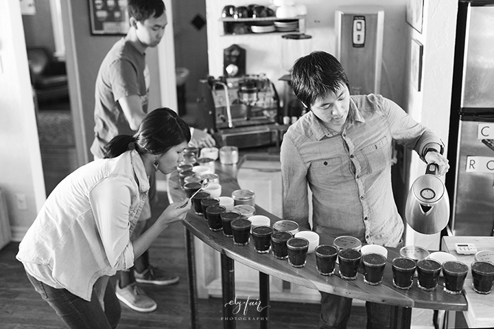 Mariposa Coffee | Small Business Series | Ely Fair Photography