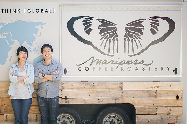 Ely Fair Photography | Oklahoma City Environmental Head Shots & Product Lines | Mariposa Coffee