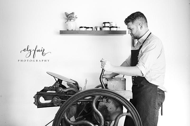 Ely Fair Photography | Oklahoma City Environmental Head Shots & Product Lines | Wednesday Custom Designs