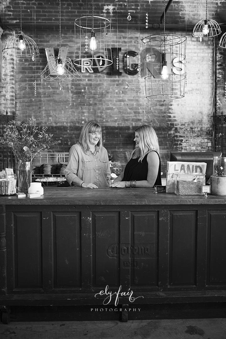 Ely Fair Photography | Oklahoma City Environmental Head Shots & Product Lines | Verdigris
