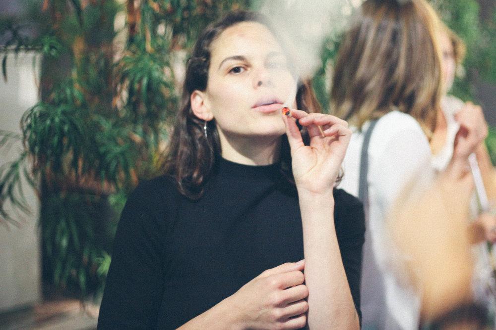EVENTS SESSION smoke break