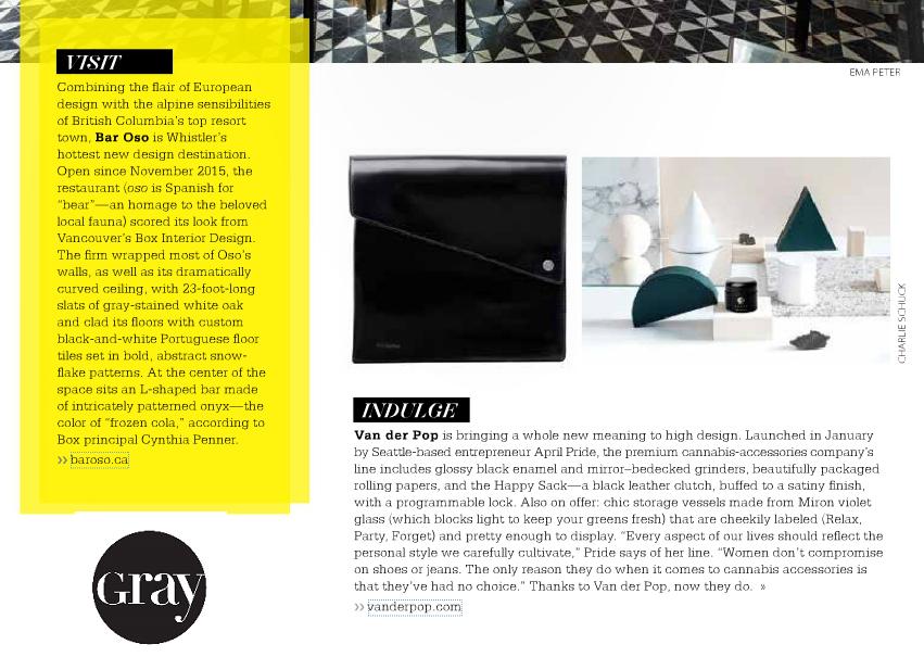 PRESS Gray Magazine //Issue 27