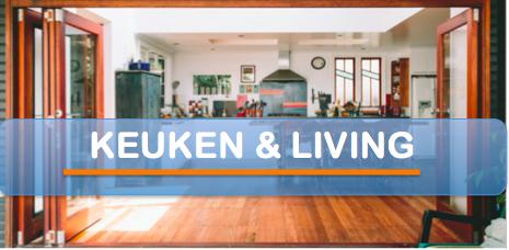 Keuken & Living verbouwen met Bouwservice van der Dussen www.bouwservicedussen.nl