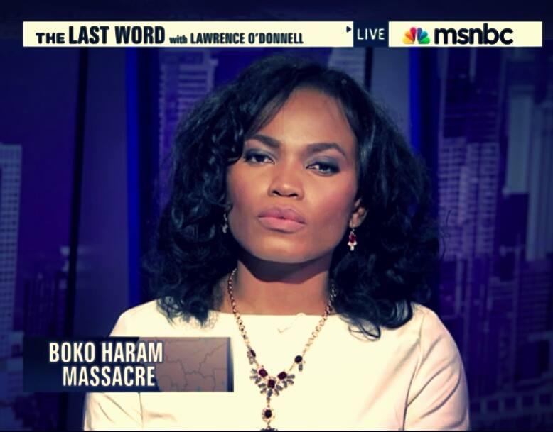 China Okasi (MSNBC)