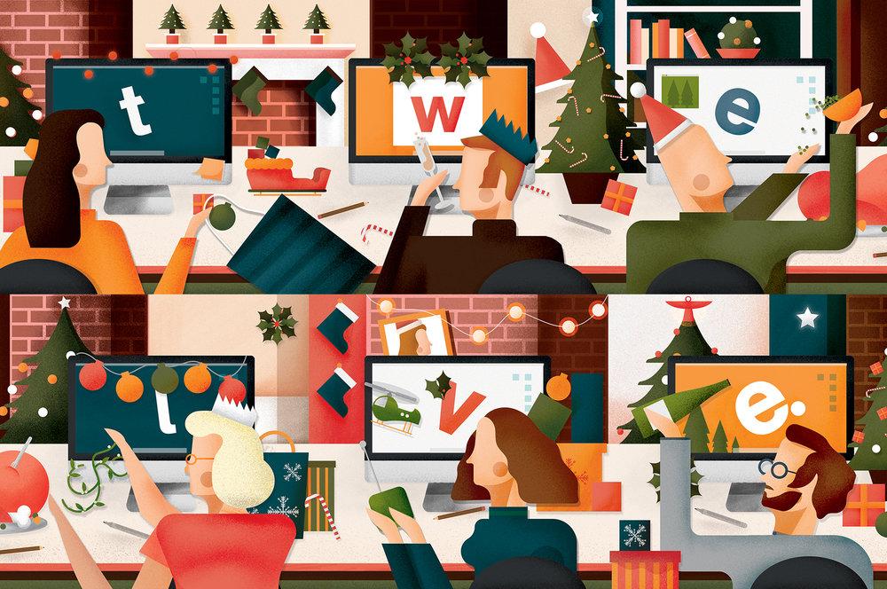 Twelve Christmas - 2016