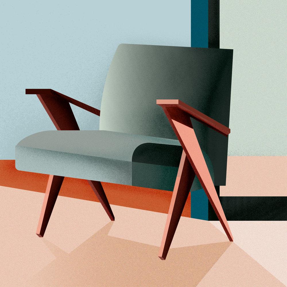 Chair - 2017