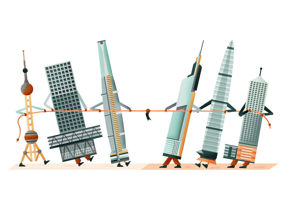 "Modus Magazine Asia : Debate "" Tiered 1 cities vs Tiered 2 cities"""