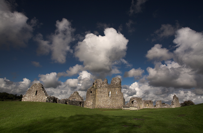 Ogmore Castle (Copyright Mari Owen)