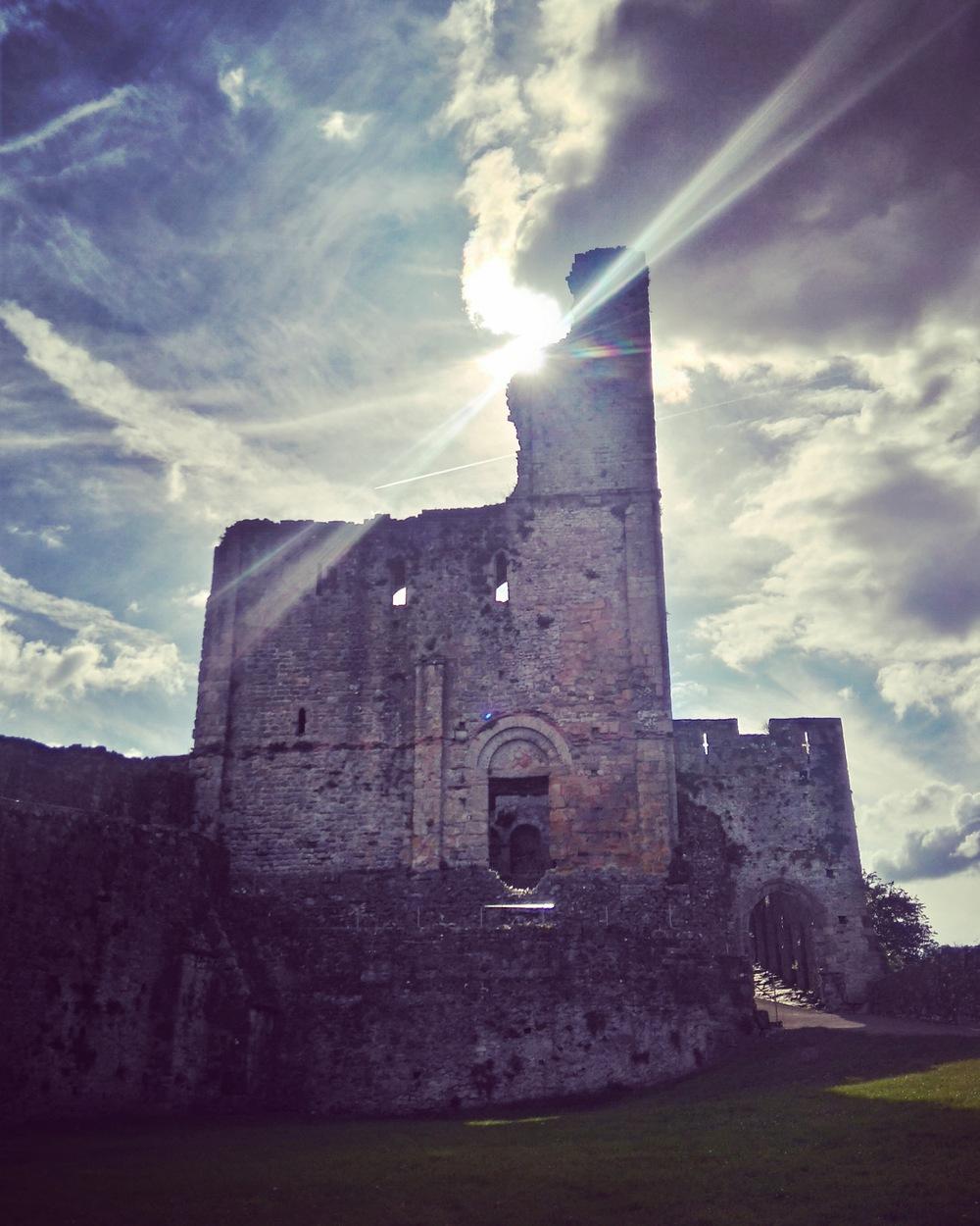 Chepstow Castle Tour