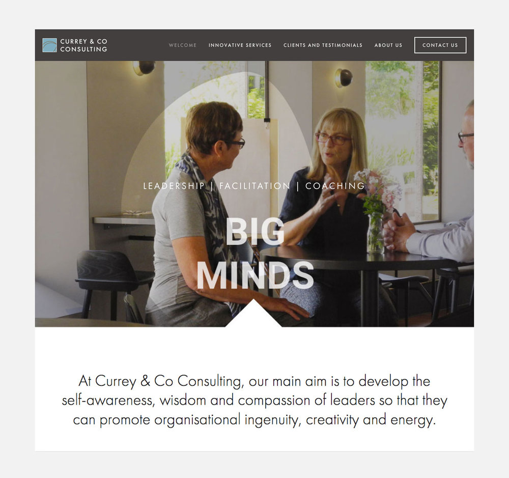 Currey & Co Consulting