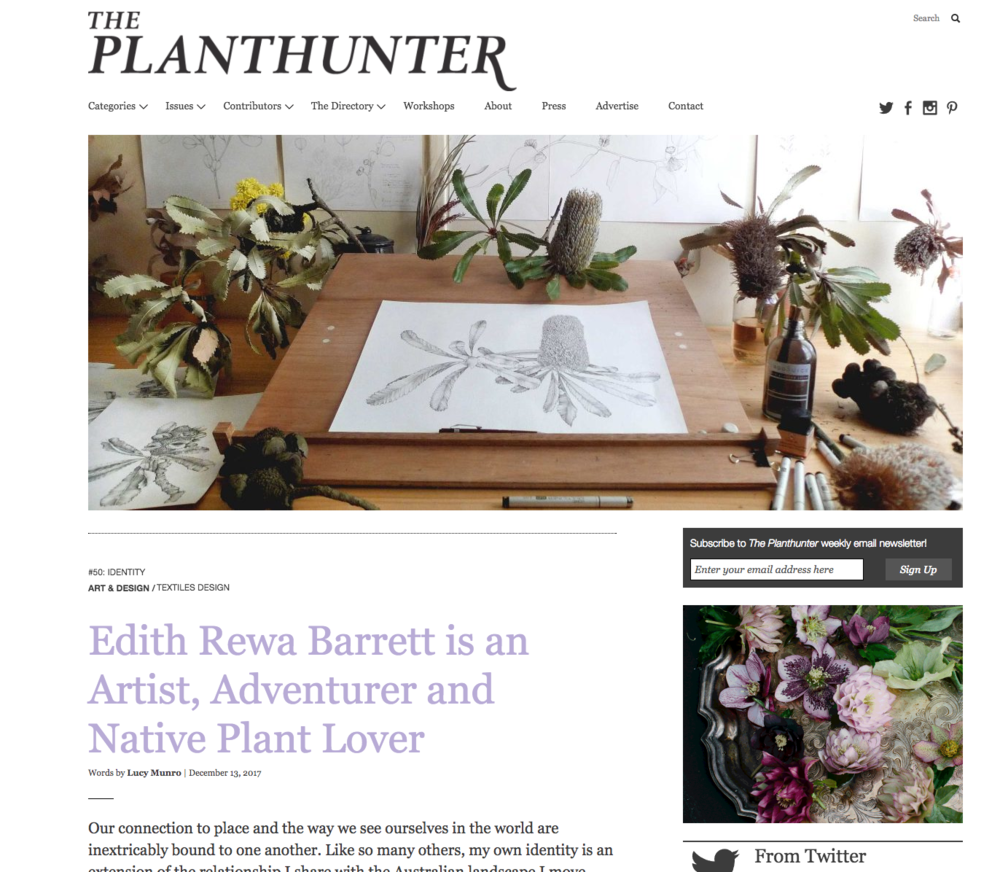 The Planthunter
