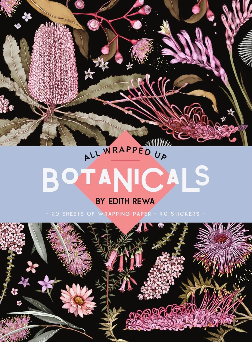 Botanicals by Edith Rewa (All Wrapped Up) : Hardie Grant Egmont
