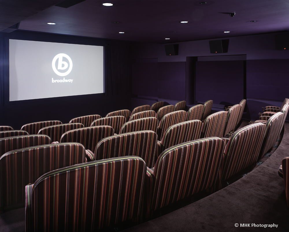 Our very own cinema!