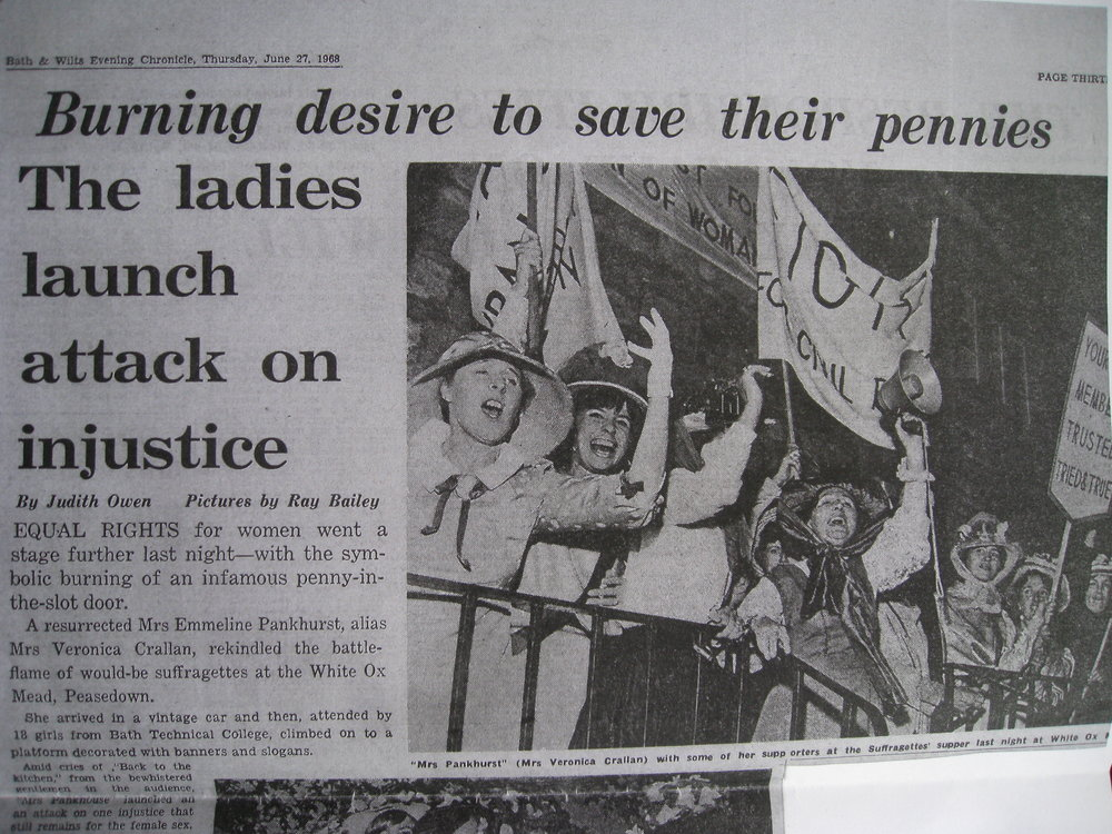 Bath 68 Suffragette anniv article.JPG