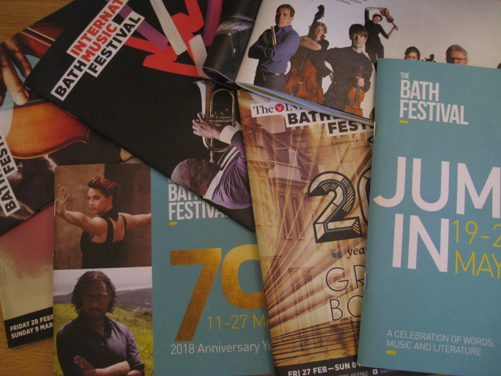 Bath Fest recent brochures.JPG