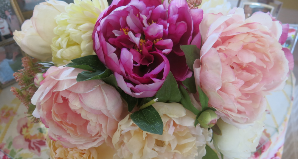Silk flowers by sylvia hague mightylinksfo