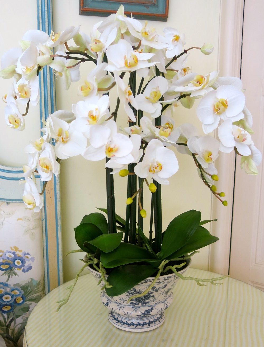 For The Home Silk Flowers By Sylvia Hague