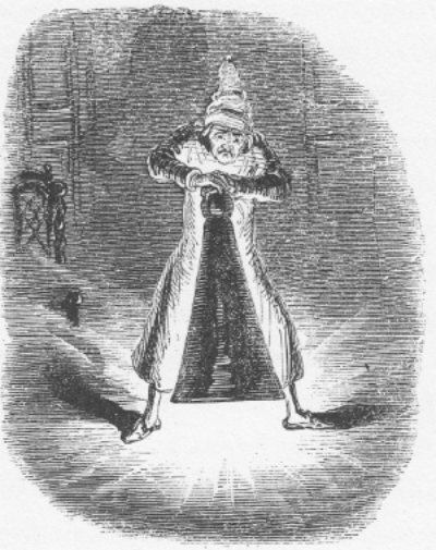 John Leech - Scrooge Extinguishes the First Spirit.jpg