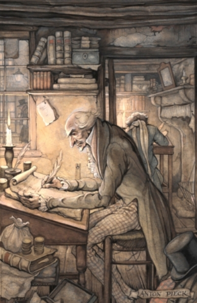 Anton Pieck - Scrooge at Work.jpg