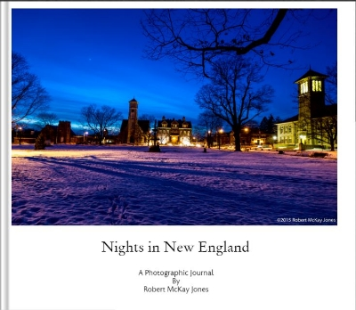 Nights in New England, A Photographic Journal