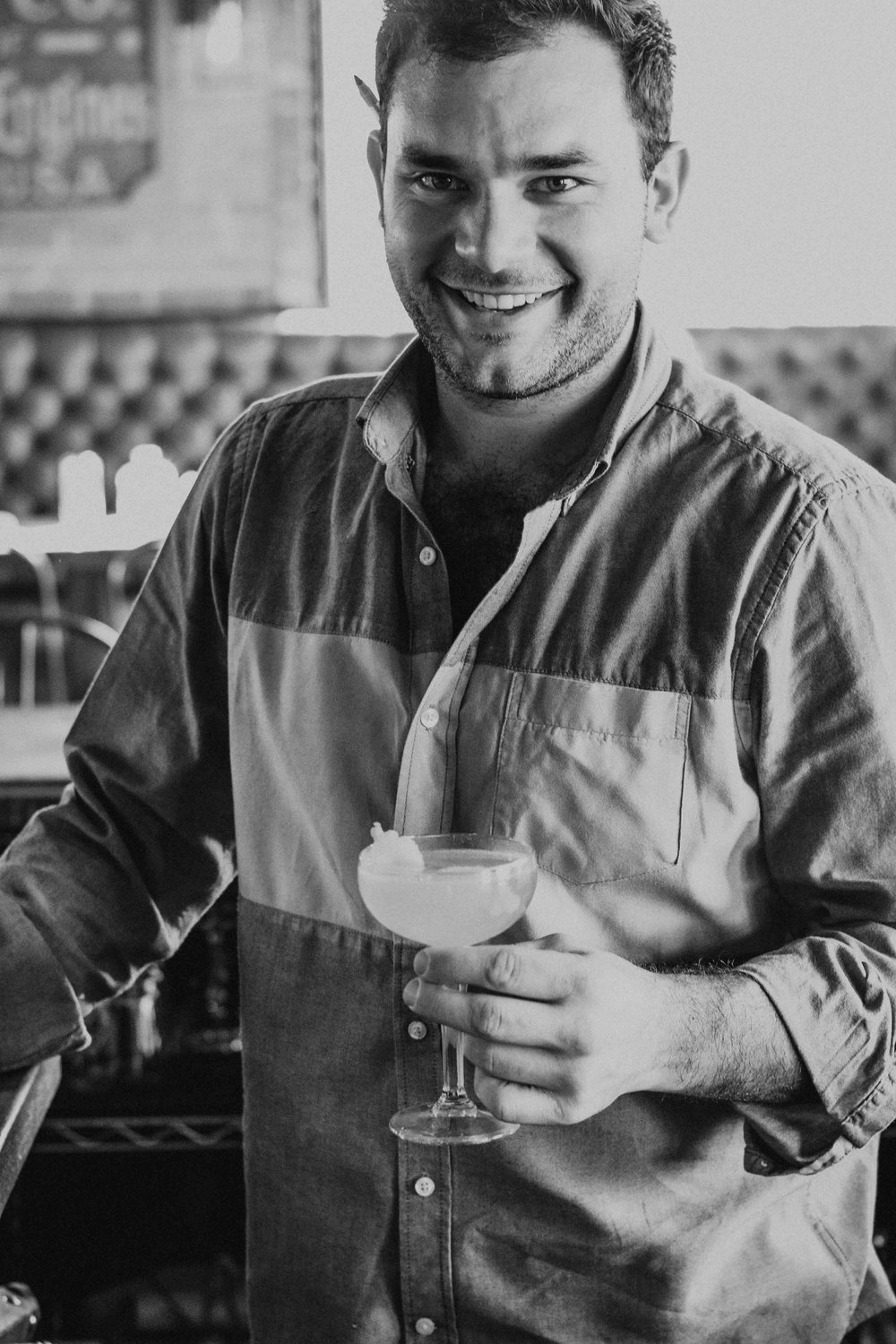 Nick Georgetti, Bar Manager