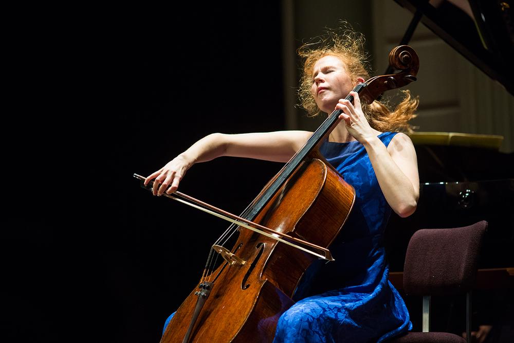 Harriet Krijgh / Het Koninklijk Concertgebouw