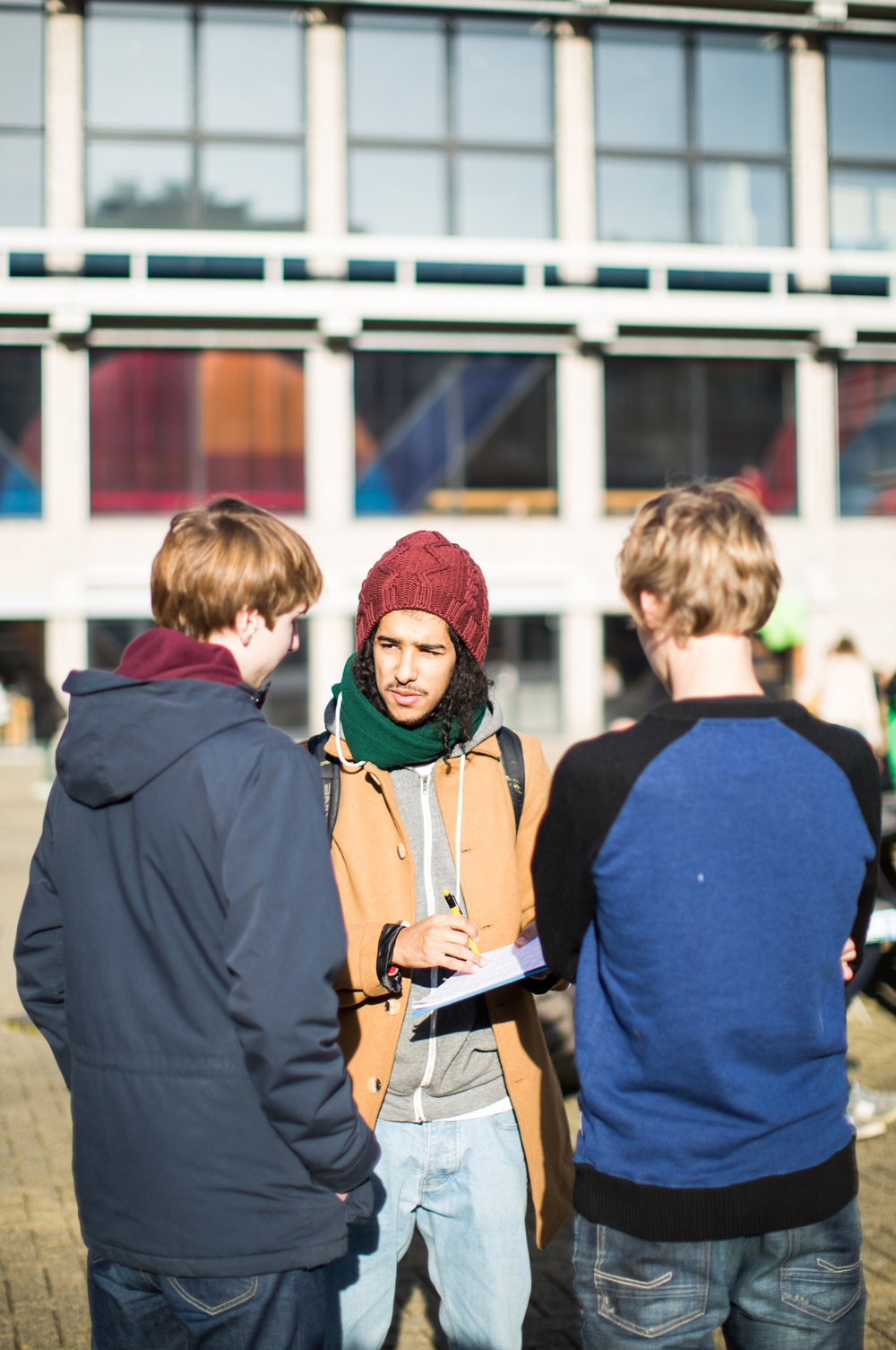 Vrije Universiteit Amsterdam, Bachelordag