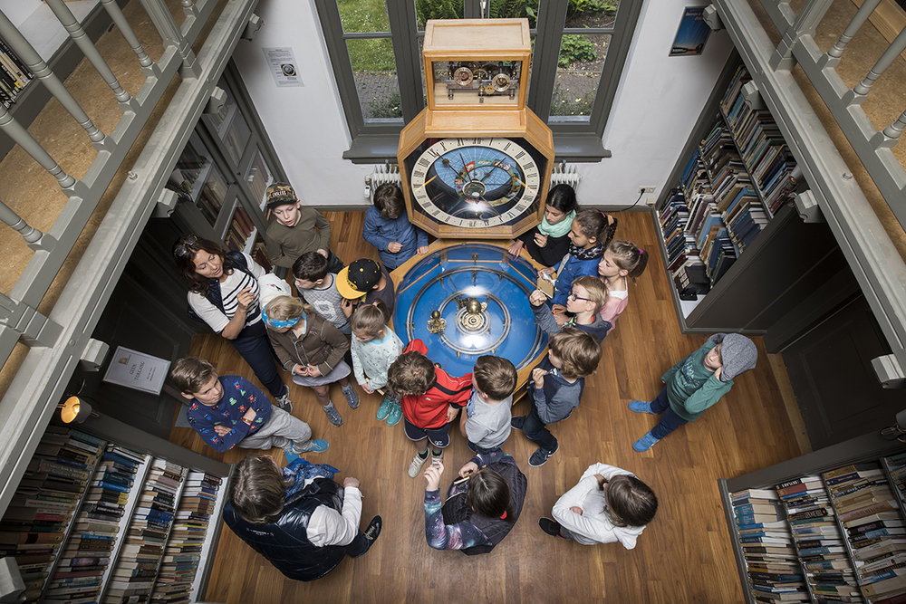 Sonneborgh, museum & sterrenwacht