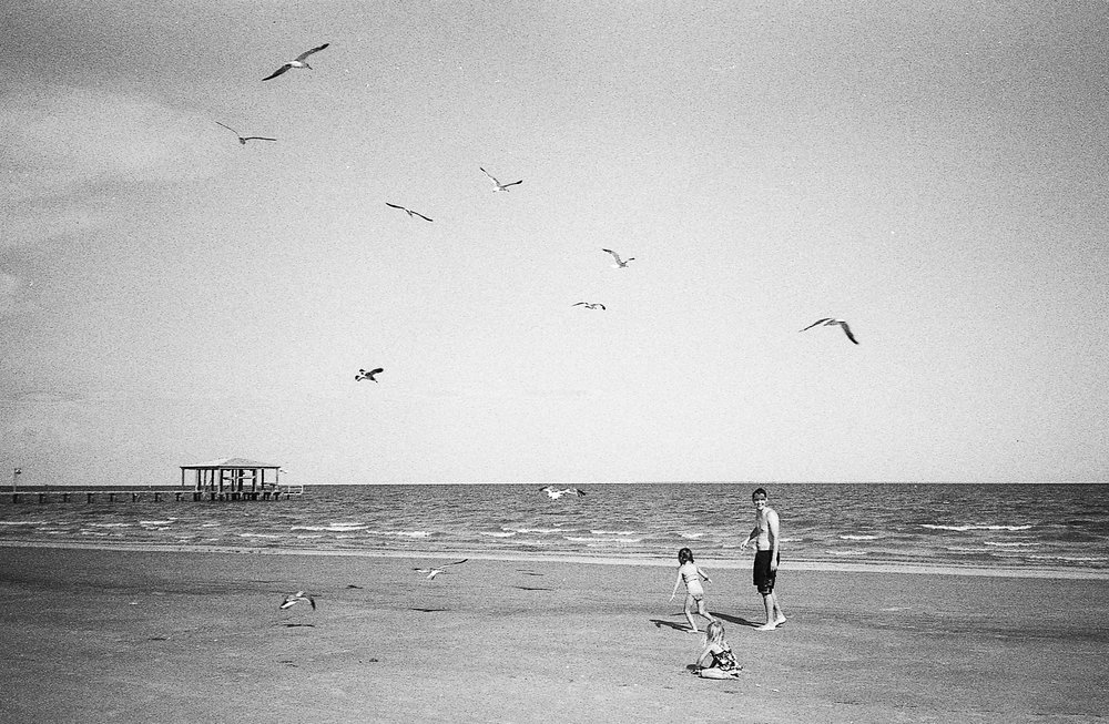 Switching now to the Olympus XA with expired Delta 400.