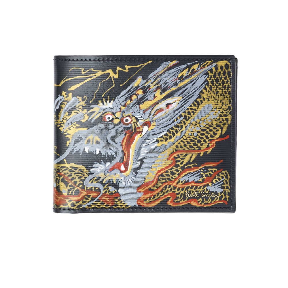 Paul Smith Wallet_Dragon_A.jpg