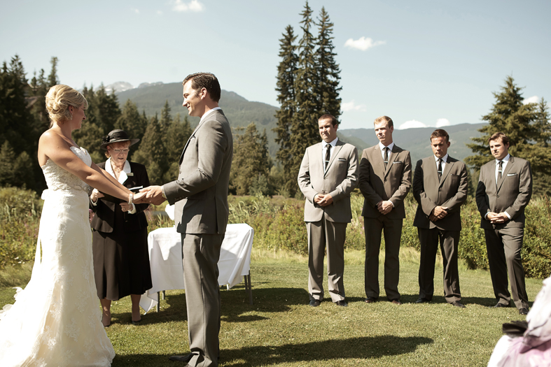 Whistler Wedding British Columbia