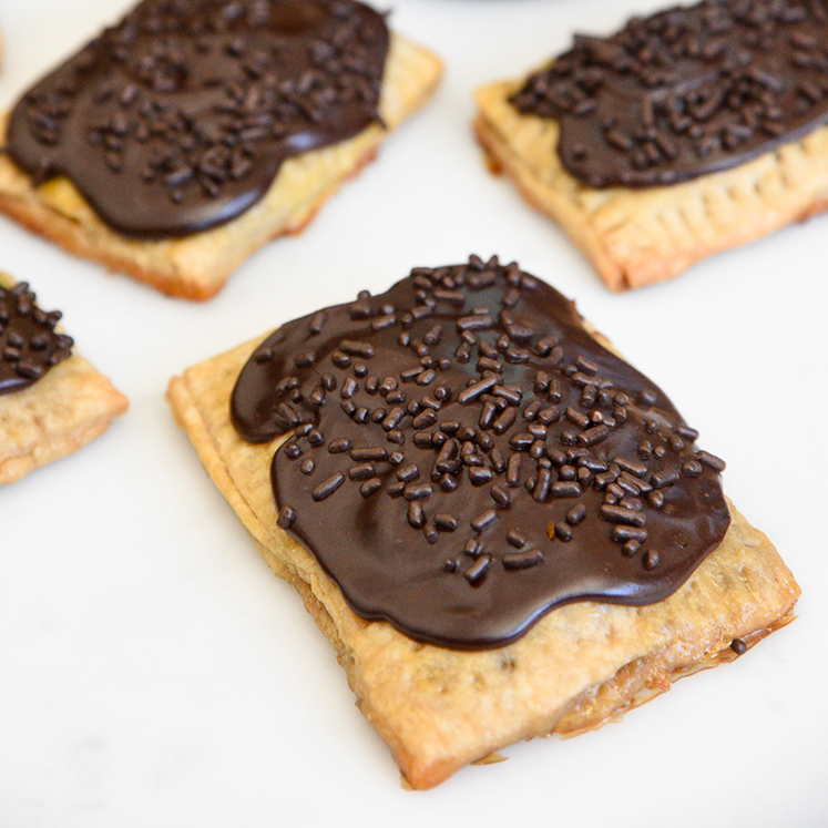 Cold-Brew Pop Tarts