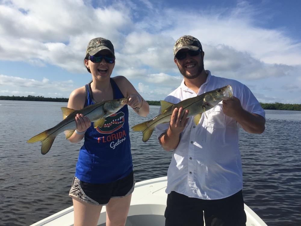 Bradenton Snook Fishing