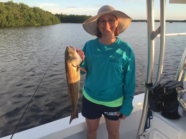 Redfish Anna Maria Island