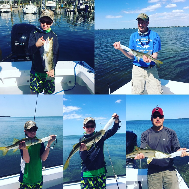 Anna maria island fishing march 2016 report anna maria for Bradenton fishing report