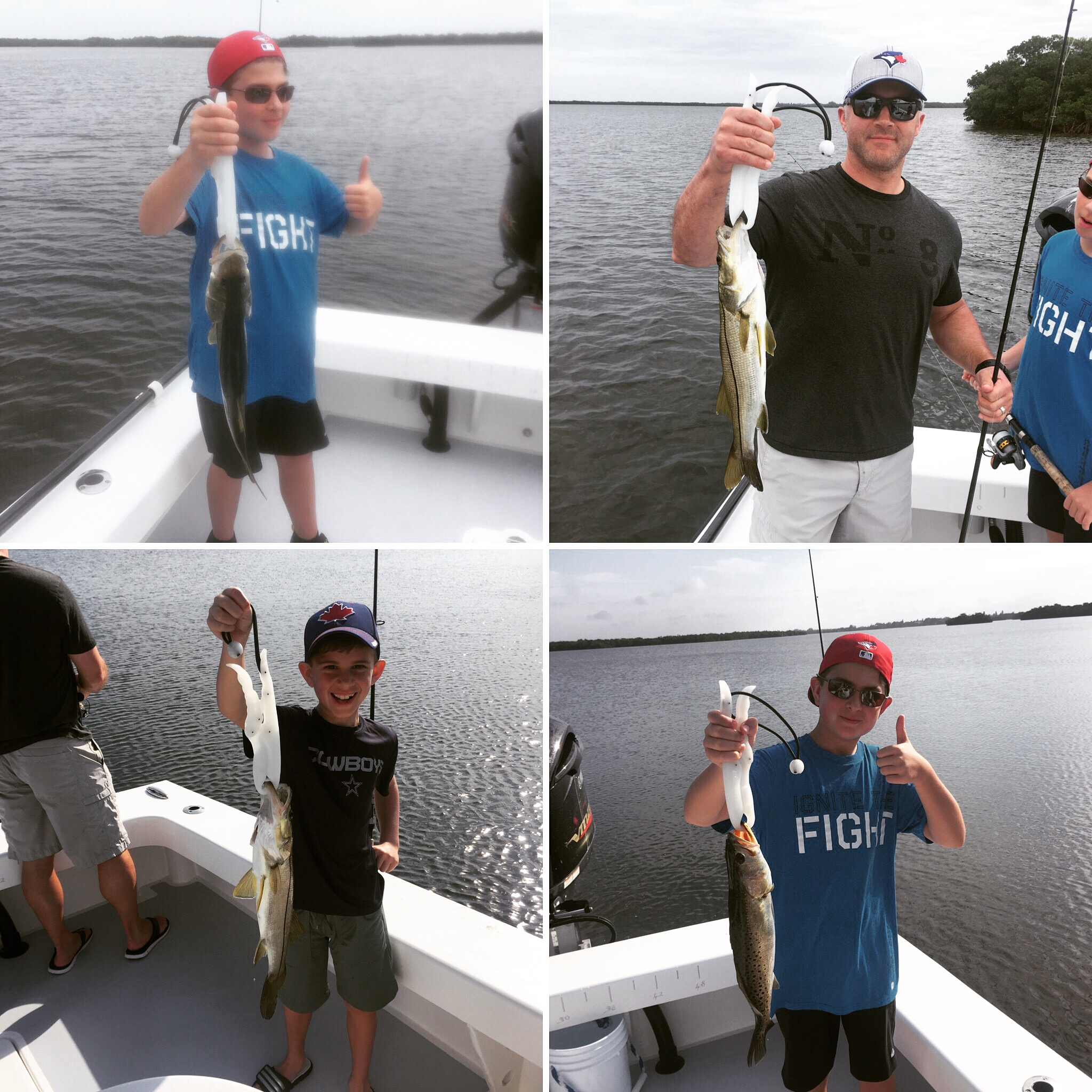 Anna maria island fishing charters with capt kyle taylor for Anna maria island fishing report