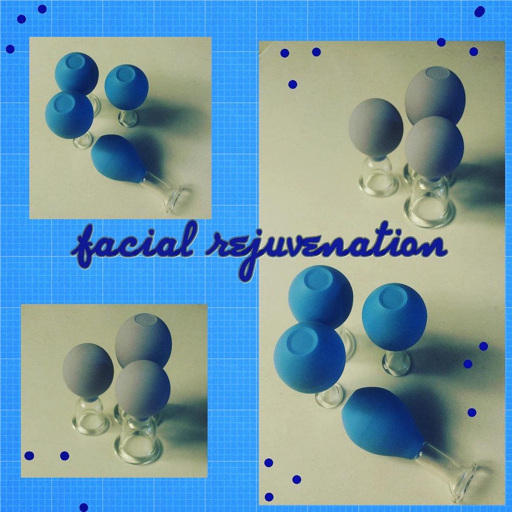 facial silicone cups